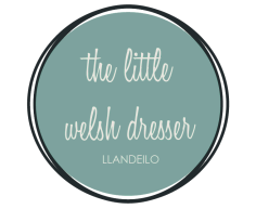 The Little Welsh Dresser : Annie Sloan Chalk Paint™ Llandeilo